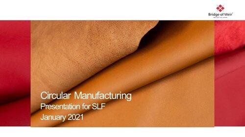 3. Circular Manufacturing: Scottish Leather Group